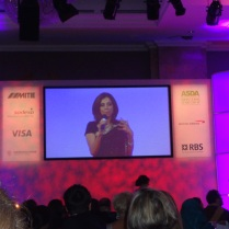 Riz Lateef hosting