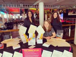 International Women's Day 2020 WOW Bounce Theatre